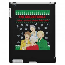 golden girls  may all your christmas iPad 3 and 4 Case | Artistshot
