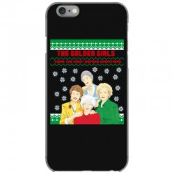 golden girls  may all your christmas iPhone 6/6s Case | Artistshot