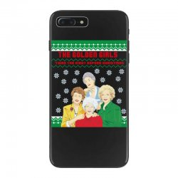 golden girls  may all your christmas iPhone 7 Plus Case | Artistshot