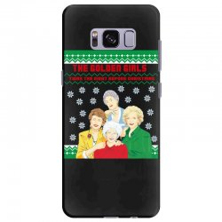 golden girls  may all your christmas Samsung Galaxy S8 Plus | Artistshot