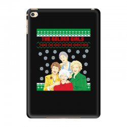 golden girls  may all your christmas iPad Mini 4 | Artistshot