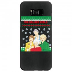 golden girls  may all your christmas Samsung Galaxy S8 | Artistshot
