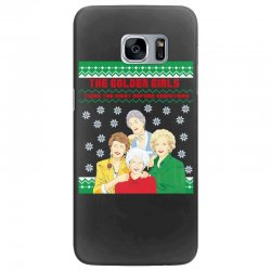 golden girls  may all your christmas Samsung Galaxy S7 Edge | Artistshot