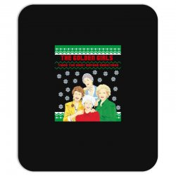 golden girls  may all your christmas Mousepad | Artistshot
