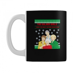 golden girls  may all your christmas Mug | Artistshot