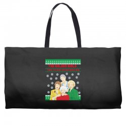 golden girls  may all your christmas Weekender Totes | Artistshot