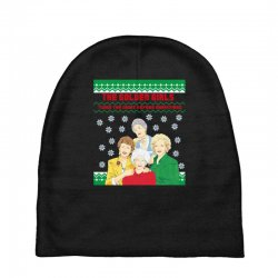 golden girls  may all your christmas Baby Beanies | Artistshot