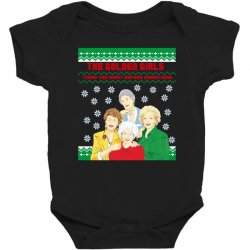 golden girls  may all your christmas Baby Bodysuit | Artistshot