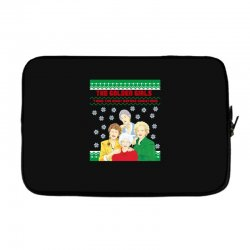 golden girls  may all your christmas Laptop sleeve | Artistshot