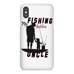 fishing uncle iPhoneX Case | Artistshot