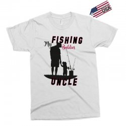 fishing uncle Exclusive T-shirt | Artistshot