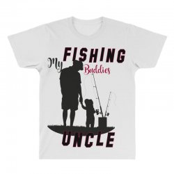 fishing uncle All Over Men's T-shirt | Artistshot