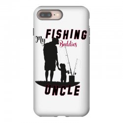 fishing uncle iPhone 8 Plus Case | Artistshot