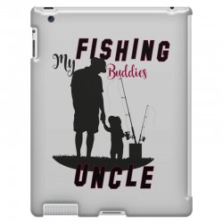fishing uncle iPad 3 and 4 Case | Artistshot