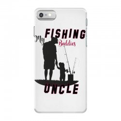 fishing uncle iPhone 7 Case | Artistshot