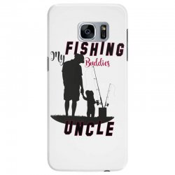 fishing uncle Samsung Galaxy S7 Edge Case | Artistshot