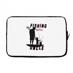 fishing uncle Laptop sleeve | Artistshot