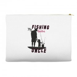 fishing uncle Accessory Pouches | Artistshot