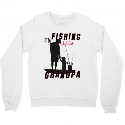 fishing grandpa Crewneck Sweatshirt | Artistshot