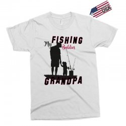 fishing grandpa Exclusive T-shirt | Artistshot