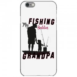 fishing grandpa iPhone 6/6s Case | Artistshot