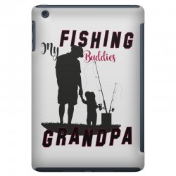 fishing grandpa iPad Mini Case | Artistshot