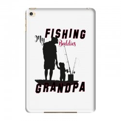 fishing grandpa iPad Mini 4 Case | Artistshot