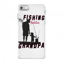 fishing grandpa iPhone 7 Case | Artistshot