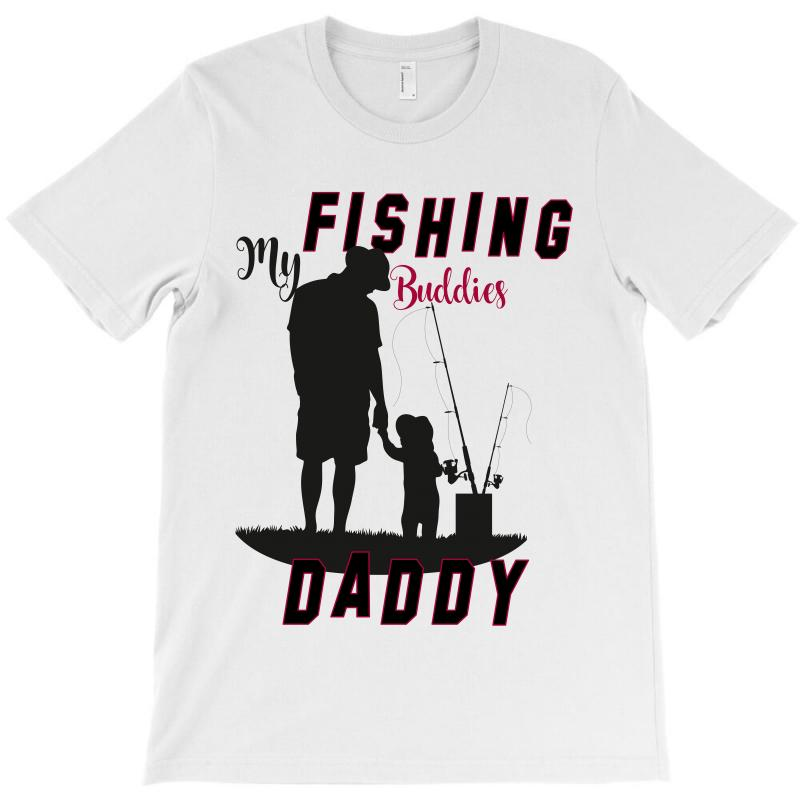 Fishing Daddy T-shirt | Artistshot