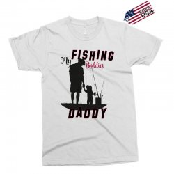 fishing daddy Exclusive T-shirt | Artistshot