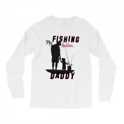 fishing daddy Long Sleeve Shirts | Artistshot