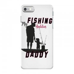 fishing daddy iPhone 7 Case | Artistshot