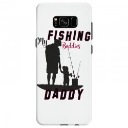fishing daddy Samsung Galaxy S8 Case | Artistshot