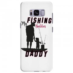 fishing daddy Samsung Galaxy S8 Plus Case | Artistshot