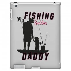 fishing daddy iPad 3 and 4 Case | Artistshot