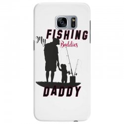 fishing daddy Samsung Galaxy S7 Edge Case | Artistshot