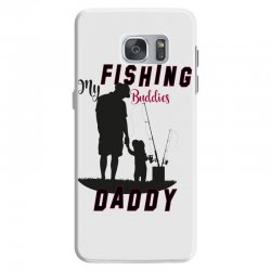 fishing daddy Samsung Galaxy S7 Case | Artistshot