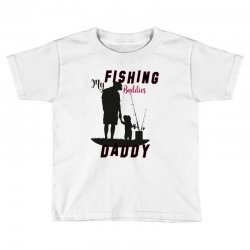 fishing daddy Toddler T-shirt | Artistshot