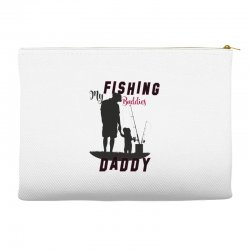 fishing daddy Accessory Pouches | Artistshot