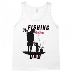 fishing dad Tank Top | Artistshot