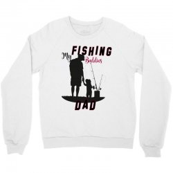 fishing dad Crewneck Sweatshirt | Artistshot