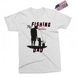 fishing dad Exclusive T-shirt | Artistshot