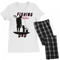 fishing dad Women's Pajamas Set | Artistshot