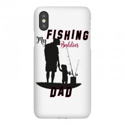fishing dad iPhoneX | Artistshot
