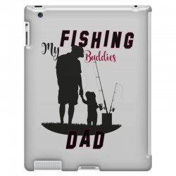 fishing dad iPad 3 and 4 Case | Artistshot