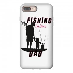 fishing dad iPhone 8 Plus | Artistshot