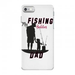 fishing dad iPhone 7 Case | Artistshot