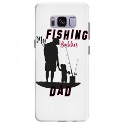 fishing dad Samsung Galaxy S8 Plus | Artistshot