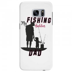 fishing dad Samsung Galaxy S7 Edge | Artistshot