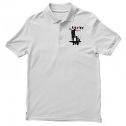fishing dad Polo Shirt | Artistshot